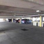 Ocean Front Rooms Parking Area