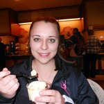 Dole Whip at the hotel! (It is part of the dining plan!)
