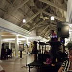 Lobby band on first night....very good.