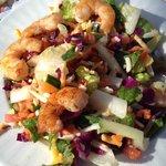 Bonefish salad w/shrimp
