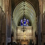 Southwark Cathedral - gothic architecture