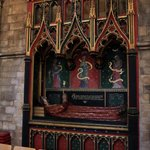 Southwark Cathedral - Gower Tomb