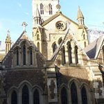 Southwark Cathedral - exterior