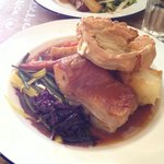 Sunday roast (pork)