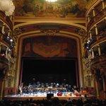 palco do Teatro Amazonas