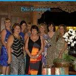 Celebrating a 50th at Biku