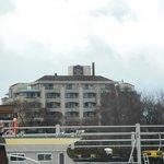 Le BW depuis le port