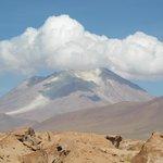 Volcán Ollague