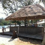 Tropicana resort  beach