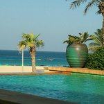 Infinity Pool for exclusive use by guests of the Residences