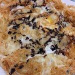 Fried eggs. Yummy.