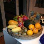 Obst zur freien Entnahme