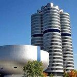 Штаб-квартира и музей BMW