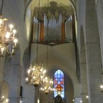 There is also an organ concert on Saturdays and Sundays