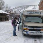 The Gant transport