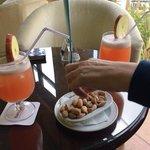 Cocktails in Bar Verde!