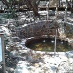 The Falling Water Massage pool