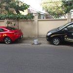 Авто на прокат при отеле =)