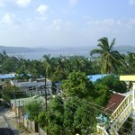 View of Port Blair