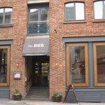 The Hub, Hanover St Entrance
