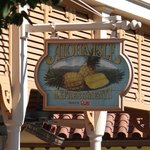 Look out for this sign to get your dole whips