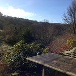 View from Room 1 Tarr Farm Feb 2014