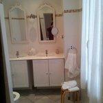 big very clean bathroom