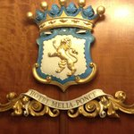 hotel coat of arms