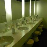 lavabos communs