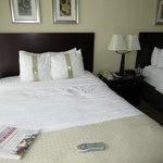 Complimentary Paper with Bed
