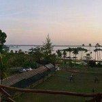 View from Makan Makan food hall