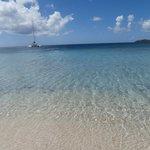 la plage et ses couleurs splendide
