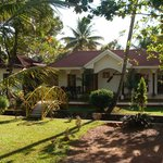 A nature's bliss.....The homestay with beautiful garden