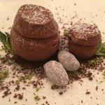 Jang Dok: Manjari chocolate mousse