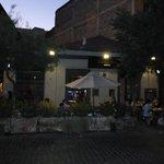 Das Victorino bei Nacht