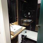 Bathroom in room 616