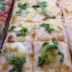 Pizza Poires Gorgonzola