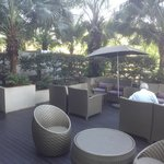 Garden lounge *(Junior Suite)