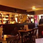 Bar.  Good whisky selection.