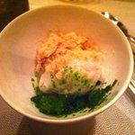 fresh shrimp dish with classic thai flarours