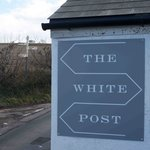 The White Post