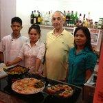 Team Swiss Italian Restaurant Cordova, Mactan, Cebu