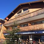L'hôtel Edelweiss