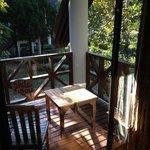 Private balkon