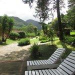 area para relax