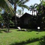 Bungalow tropique