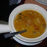 Musselman curry (Thai Restn.)