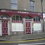 Stamp's Pub exterior