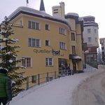 Quellenhof Hotel, Arosa