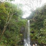 one of the waterfalls you will see
